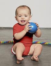 Baby Jersey Short Sleeve Onesie