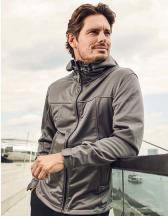 Men`s Hoody Softshell Jacket