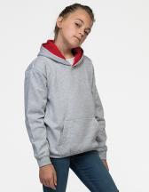 Kids` Varsity Hoodie