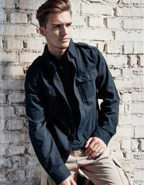 Vintage Shirt Long Sleeve